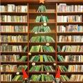 knjižničarsko drvce