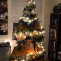 glazbeno božićno drvce