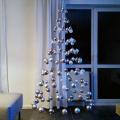 nevidljivo božićno drvce