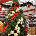 vegansko božićno drvce