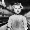 šestogodišnja tkalja u Augusti, SAD 1920.