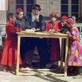 židovska djeca u Samarkandu 1910.
