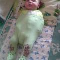 tata obukao bebu