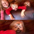 djeca su se dobro zabavila dok nije bilo roditelja