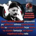 George Ivanovič Gurdjieff odnos ljudi prema novcu
