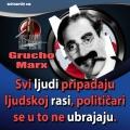 grucho marx ljudi i političari