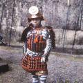posljednji samuraj snimljen 1912. godine.
