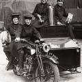 Prva ženska vatrogasna družina u Londonu 1920.