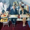 Putovanje zrakoplovom prvom klasom 1960.