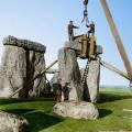 restauracija Stonehengea početkom prošlog vijeka