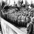 ruska vojska stiže u Marseille 1916