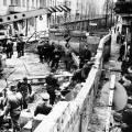 Izgradnja Berlinskog zida 1961.