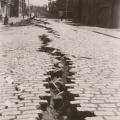 Raspuknuta ulica nakon potresa u San Franciscu 1906.
