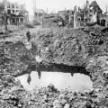 Razrušeni Ypres 1917.