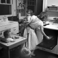 Tipična kućanica 1952.