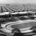 Trkalište Santa Anita Park pretvoreno u logor za američke Japance 1942.