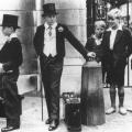 klasne razlike u Engleskoj 20-tih godina XX. vijeka