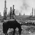 uništeni Staljingrad 1942.