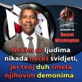 Denzel Washington demoni