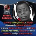 James Baldwin zatvaranje očiju i nevinost