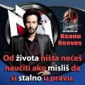 Keanu Reeves život i učenje