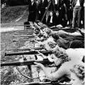 britanske iz civilne zaštite vježbaju gađanje 1942