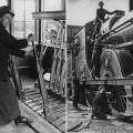 žene na željeznici tijekom prvog svjetskog rata