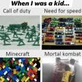 moje djetinjstvo