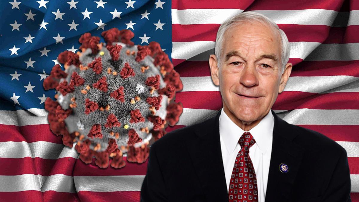 Koriste li američki političari koronavirus kako bi se dodatno ograničile građanske slobode – pitanje Rona Paula