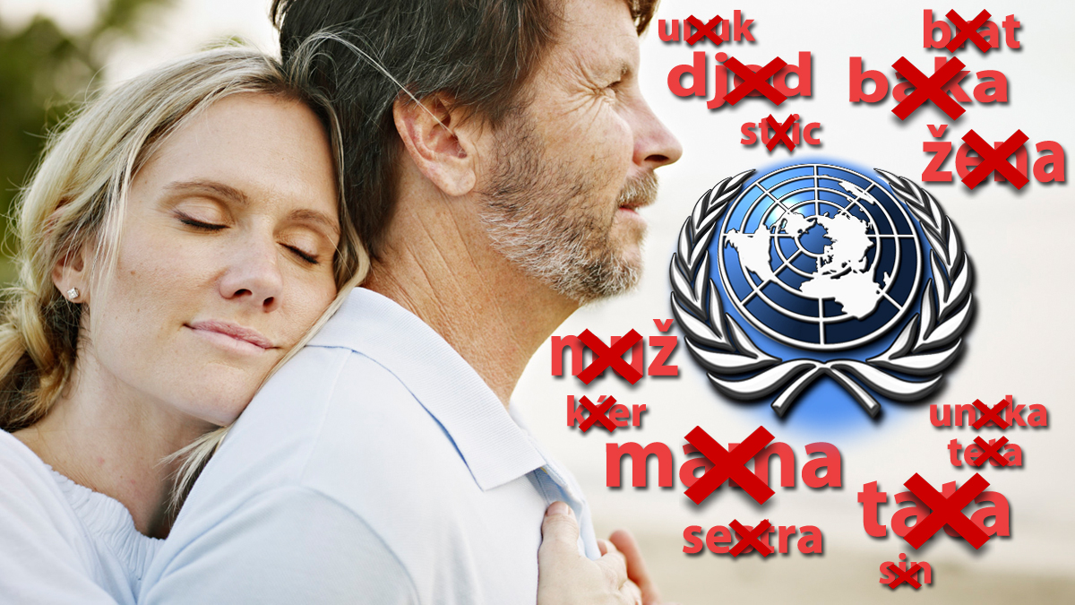 Muž i žena su politički nekorektne riječi – odluka Ujedinjenih naroda i propast tradicionalnih vrijednosti