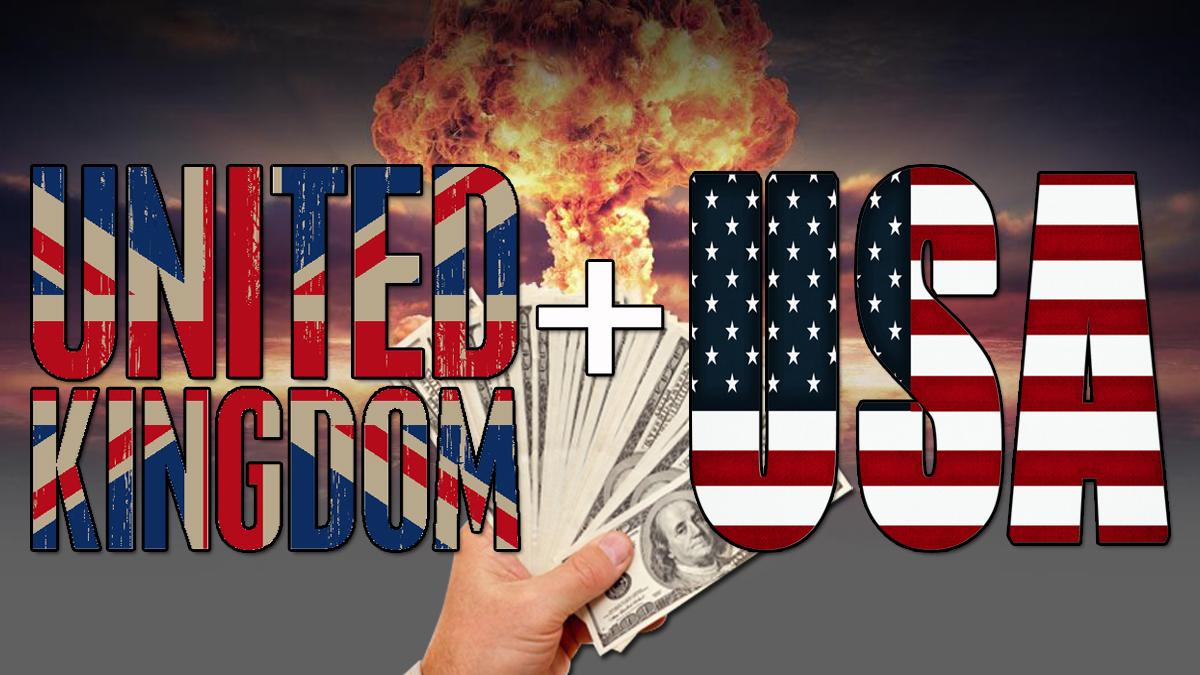 Tajni nuklearni programi pod pokroviteljstvom SAD-a i UK