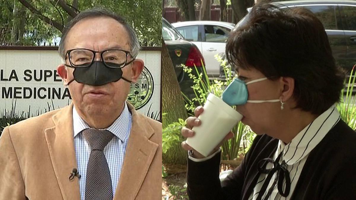 Maske koje pokrivaju samo nos bi nas trebale spasiti od korone
